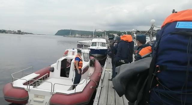 Оперативная группа МЧС России направлена в Хабаровский район для мониторинга паводковой обстановки (фото, видео)