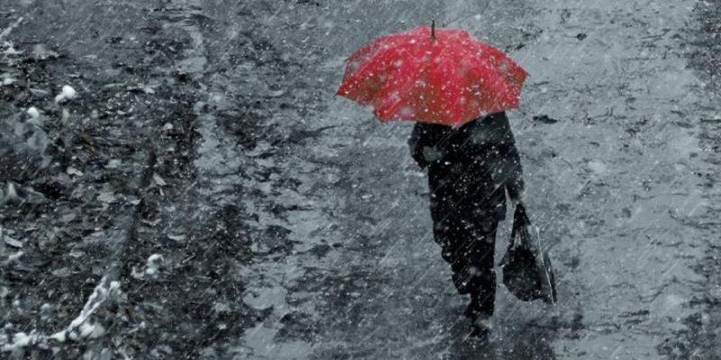 Штормовое предупреждение о комплексе неблагоприятных метеорологических явлений