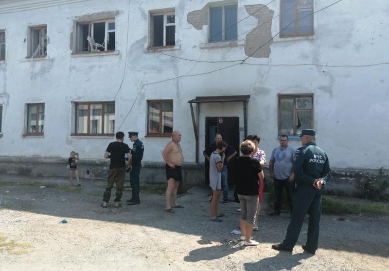 Нарушения эксплуатации газового оборудования привели к двум происшествиям в Новосибирской области (фото)