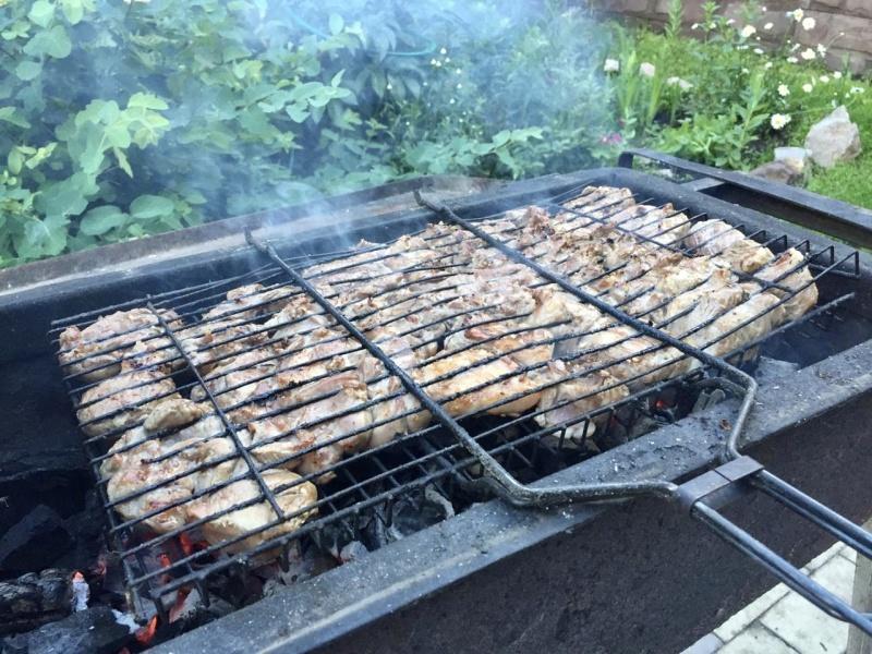 В Новосибирской области ежегодно более 30 человек получают травмы при приготовлении шашлыков