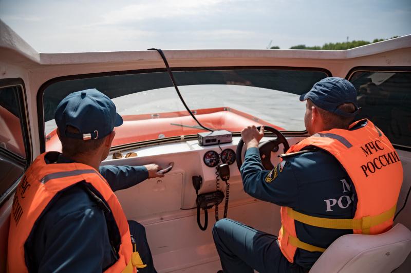 В Новосибирской области усилен надзор за безопасностью на водных объектах