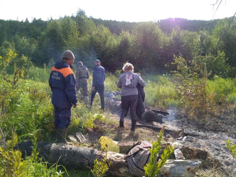 Инспекторы ГИМС спасли группу туристов в Прибайкальском районе