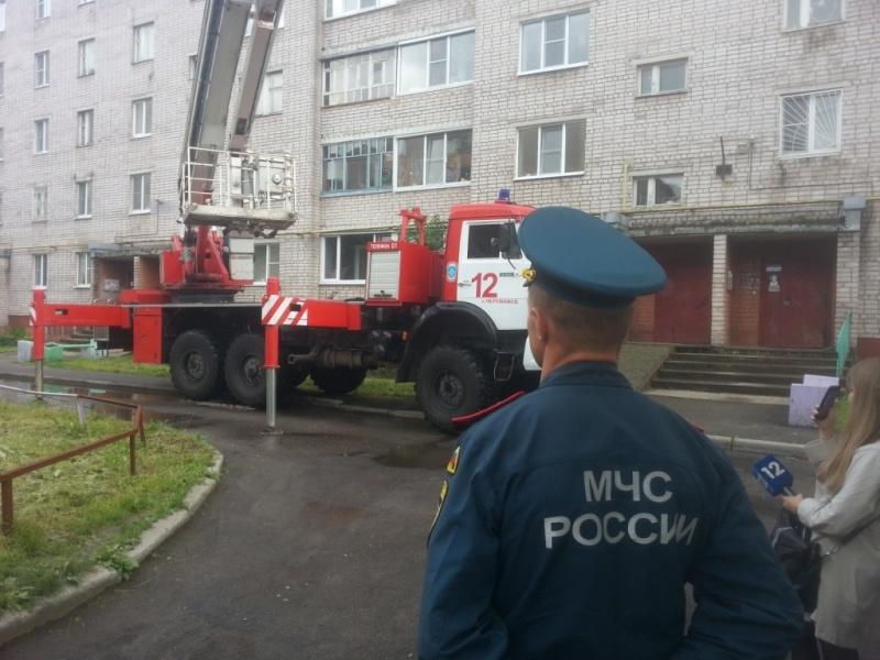 Ко многим домам Северного района Череповца нет проезда пожарной технике