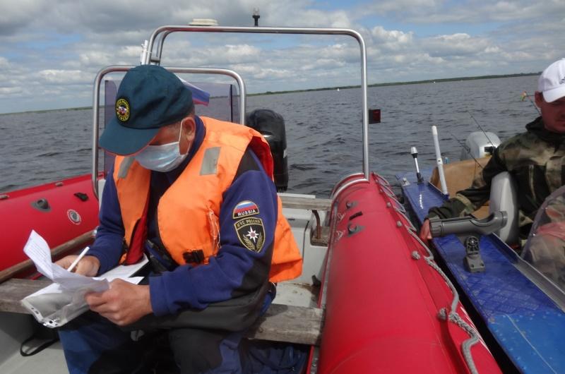 Более 20 патрулирований провели инспекторы ГИМС за выходные