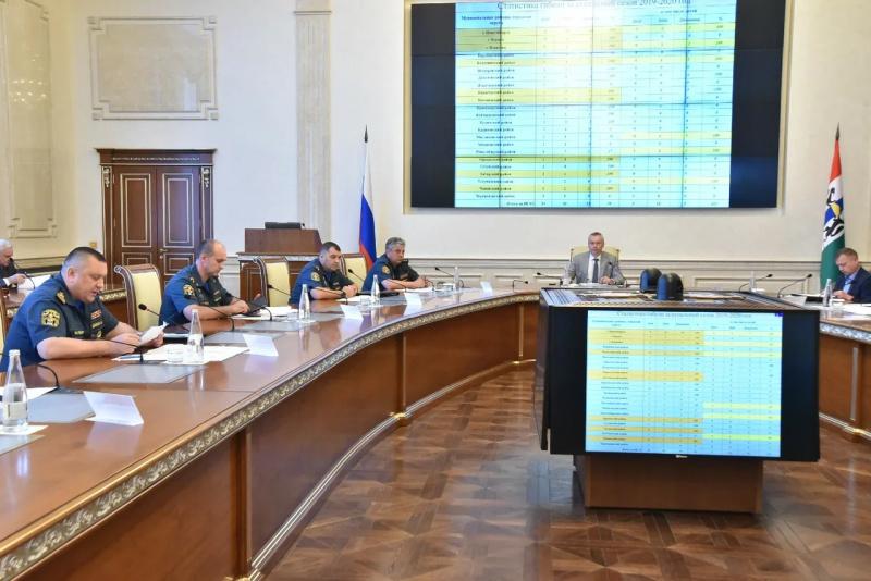 Специалисты МЧС России предложили эффективные методы снижения гибели на водоёмах Новосибирской области (фото)