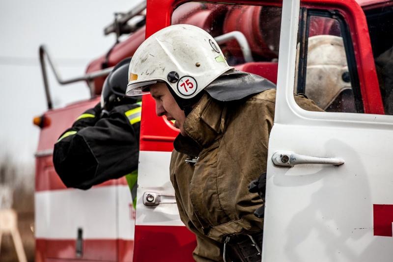 В связи с похолоданием в регионе увеличивается риск бытовых пожаров