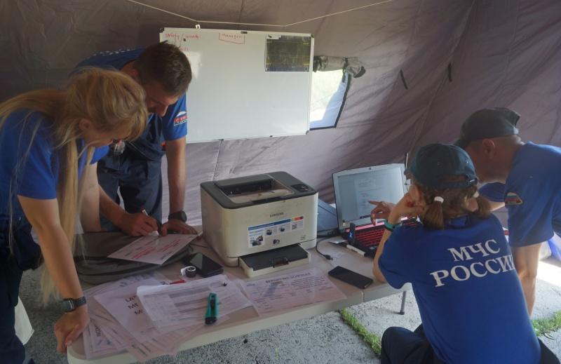 В Хабаровском крае прошли масштабные учения в рамках подготовки спасателей к международной аттестации