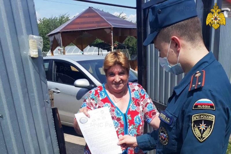 В Самарской области пожароопасная обстановка на контроле