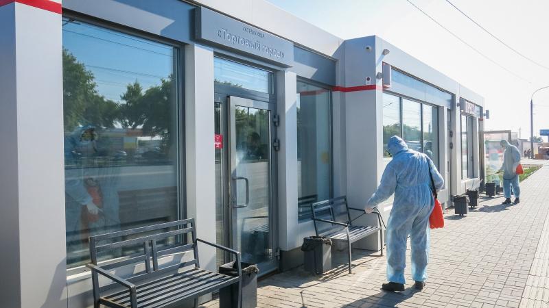 Сотрудники МЧС провели дезинфекцию более 250 объектов