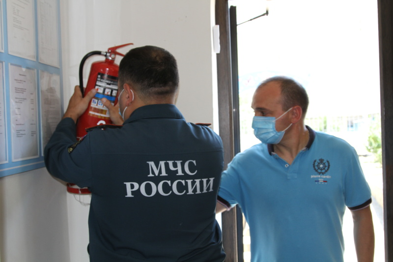 Сотрудники МЧС завершили обследование объектов, которые могут быть задействованы в летней оздоровительной кампании на территории Северной Осетии