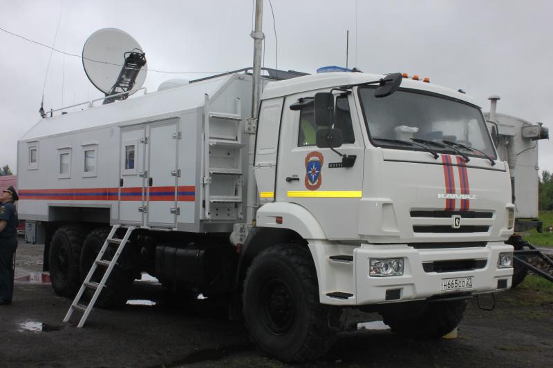 Оперативная обстановка на территории Хабаровского края на 01 августа 2020