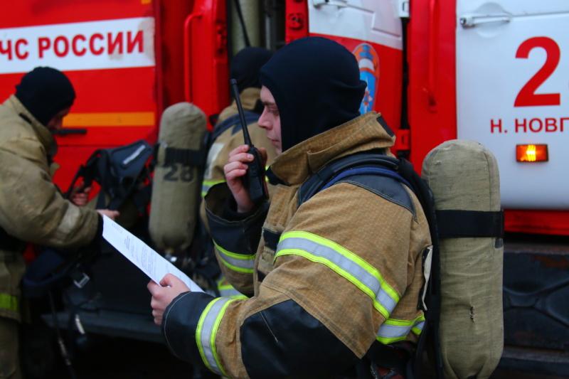 На здании ТЦ «ФАНТАСТИКА» пройдет масштабное показательное пожарно-тактическое учение
