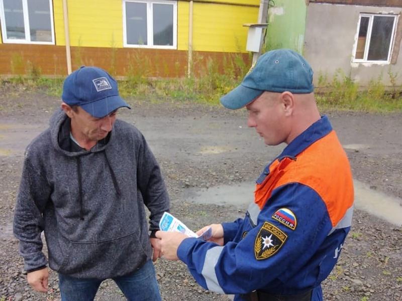 Почти 70 патрульных групп вело профилактическую работу во время второго этапа акции «Вода безопасная территория» в Хабаровском крае