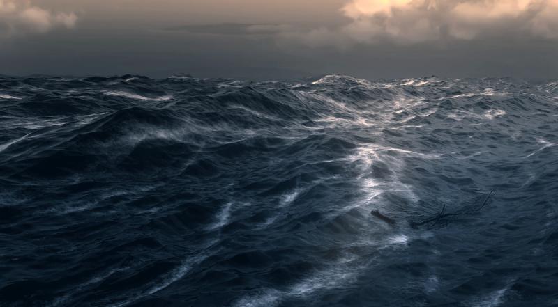 Сотрудники МЧС России назвали чудом спасение 5-летней девочки в Черном море