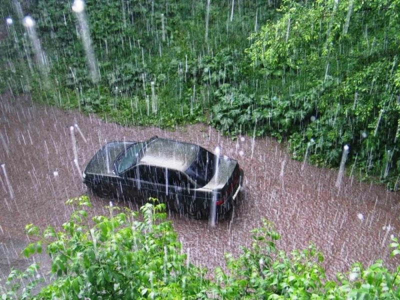 Синoптики объявили штормовое предупреждение о сильных дождях. Будьте бдительны!