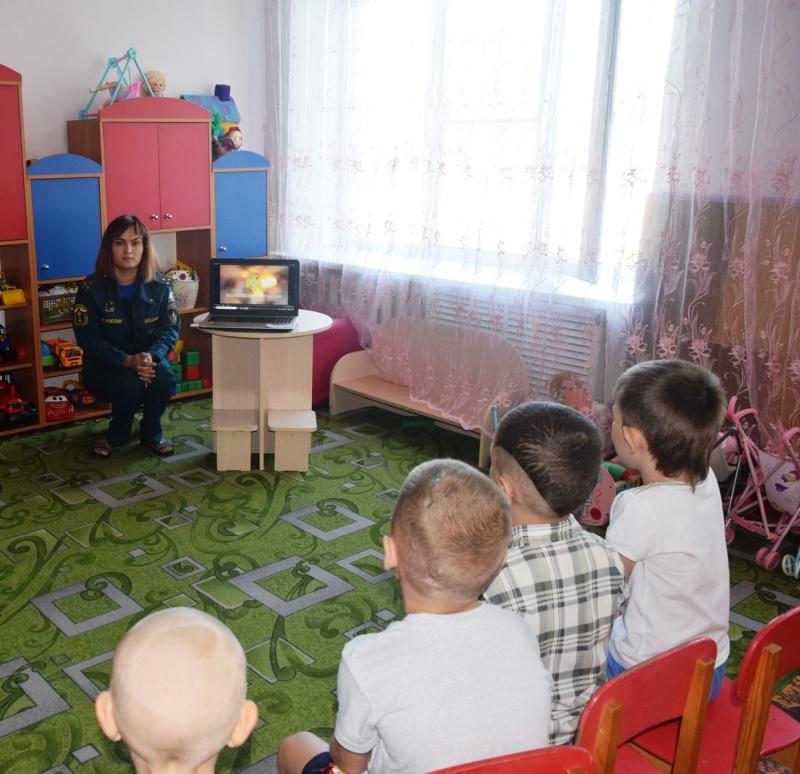 Правила пожарной безопасности для малышей и школьников