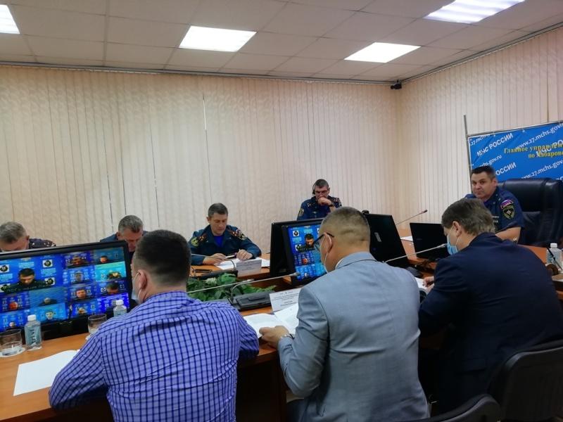 Подразделения пожарной охраны Хабаровского края стали более оперативно ликвидировать возгорания