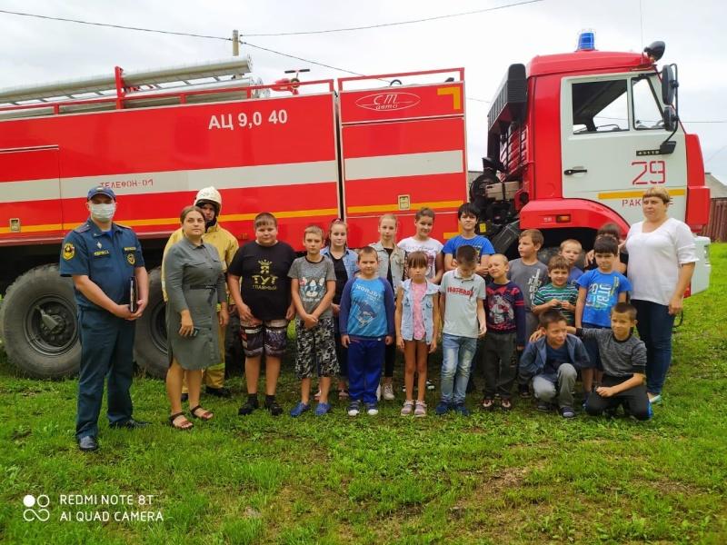 В Дальнереченском районе проводится профилактическая работа с детьми в пришкольных оздоровительных лагерях