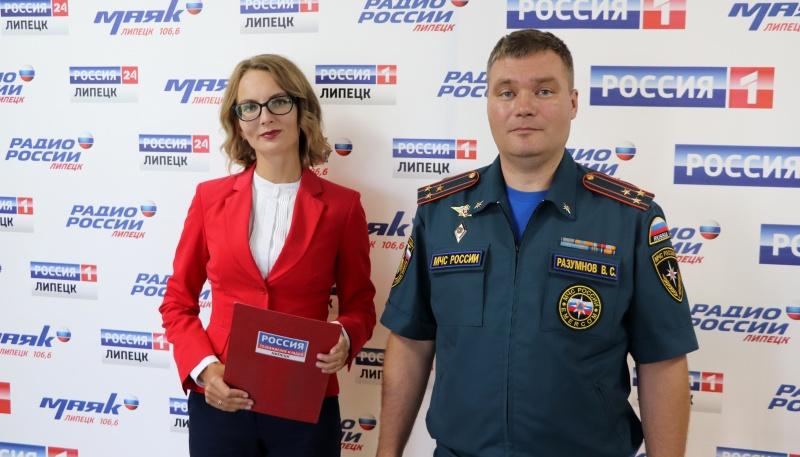 Вести - Интервью: Василий Разумнов