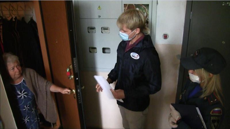 В Екатеринбурге спасатели и газовики провели совместный профилактический рейд