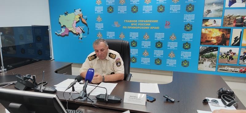 Главный государственный инспектор по маломерным судам Приморского края рассказал о прохождении пляжного сезона 2020 года