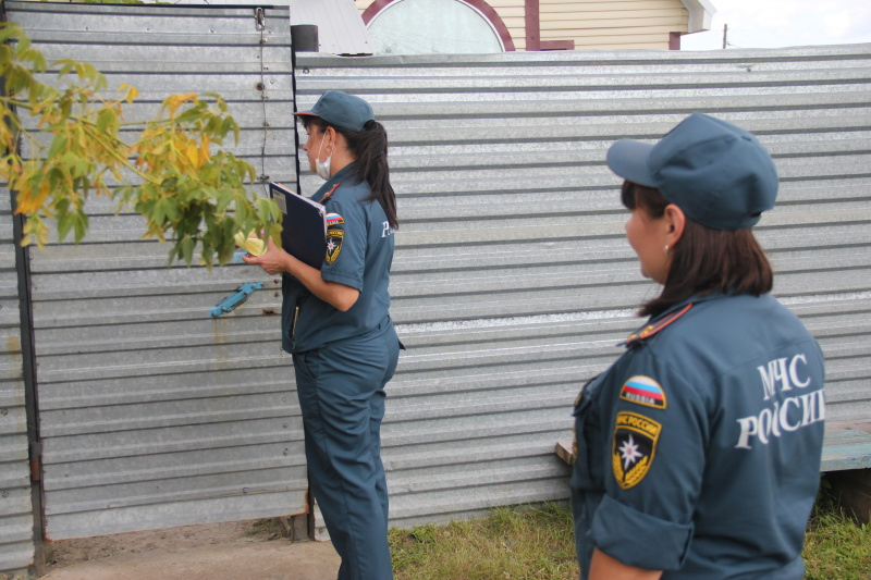 Оперативная обстановка на территории Хабаровского края на 25 августа 2020 г.