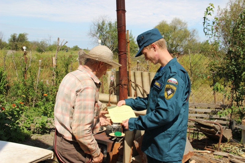 Специалисты МЧС России держат на контроле гидрологическую обстановку в регионе и проводят информирование граждан (фото, видео, комментарий)