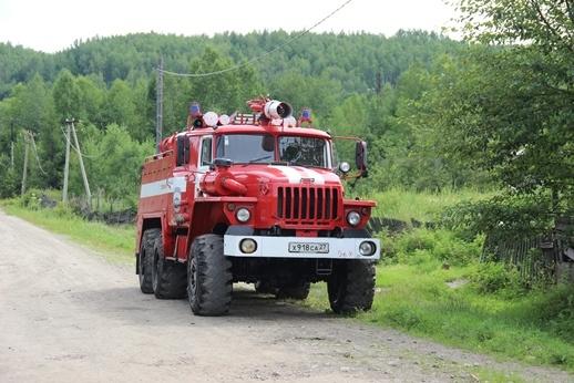 Оперативная обстановка на территории Хабаровского края на 30 августа 2020 г.