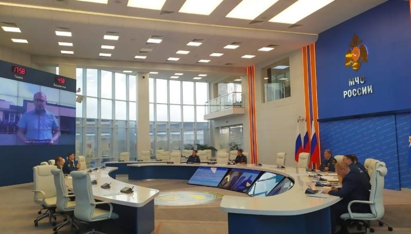 МЧС России реализует мероприятия по развитию общественных объединений пожарной охраны