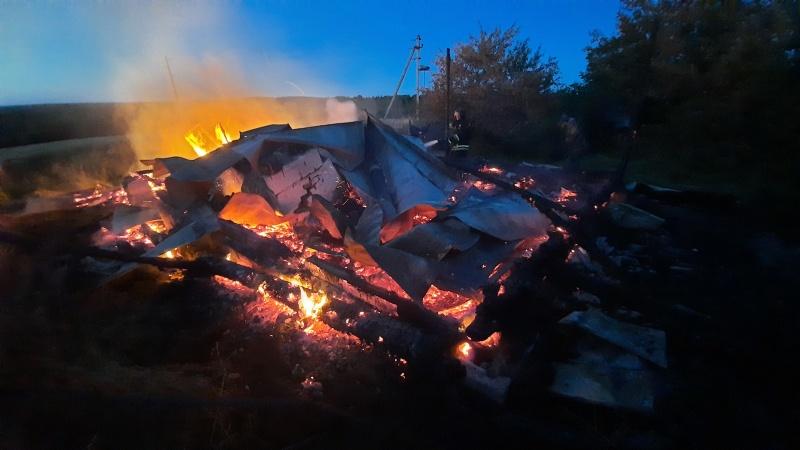 В августе на территории Вологодской области ликвидировано 160 возгораний