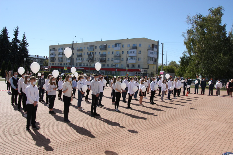 Сотрудники МЧС присоединились к акции «Память на все времена»