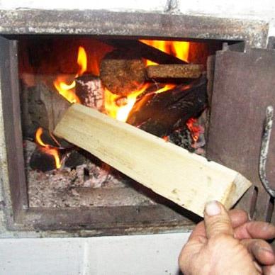 Специалисты МЧС России рекомендуют проверить печное отопление и правильно топить печь