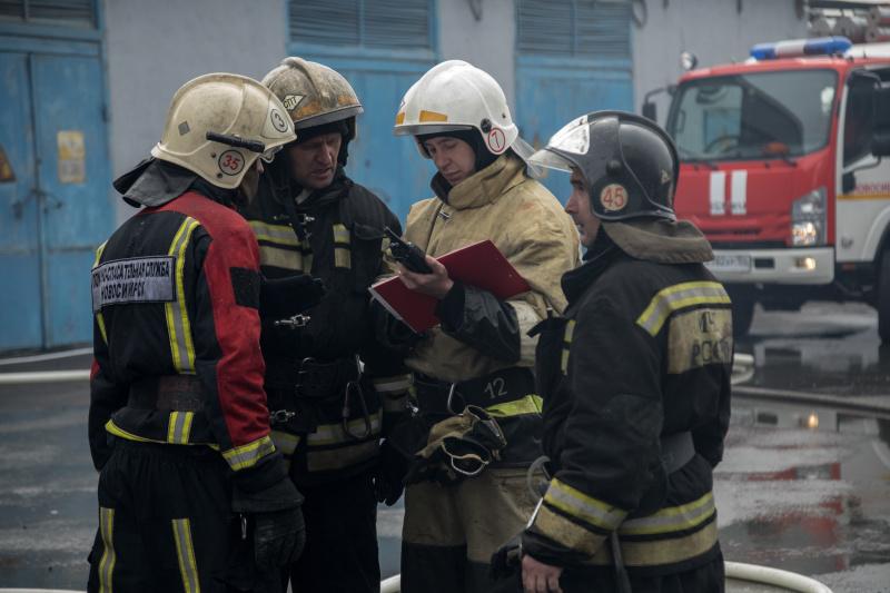 За неделю новосибирские спасатели ликвидировали более сотни пожаров