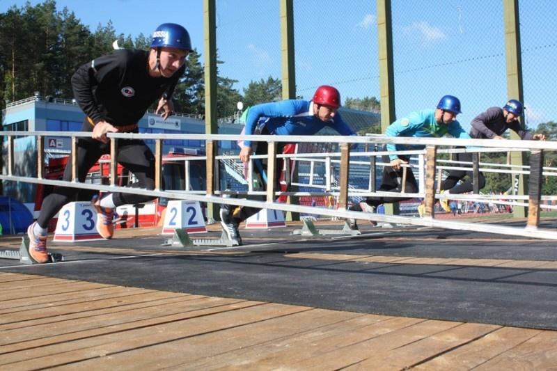 Состоится открытый Чемпионат Калужской области по пожарно-спасательному спорту