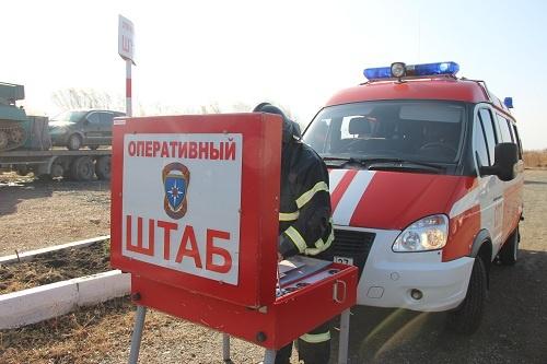 Оперативная обстановка на территории Хабаровского края на 14 сентября 2020 г.