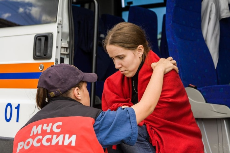 Психологическая служба МЧС России и Центр экстренной психологической помощи отмечают 21-летие