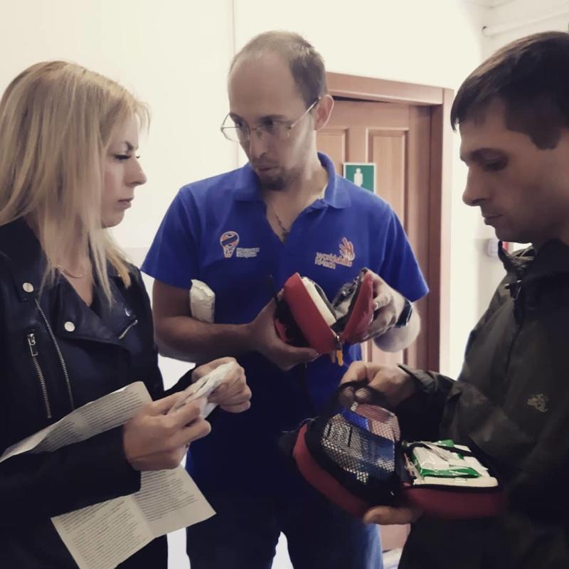 В Хакасии прошел аттестацию первый общественный поисково-спасательный отряд