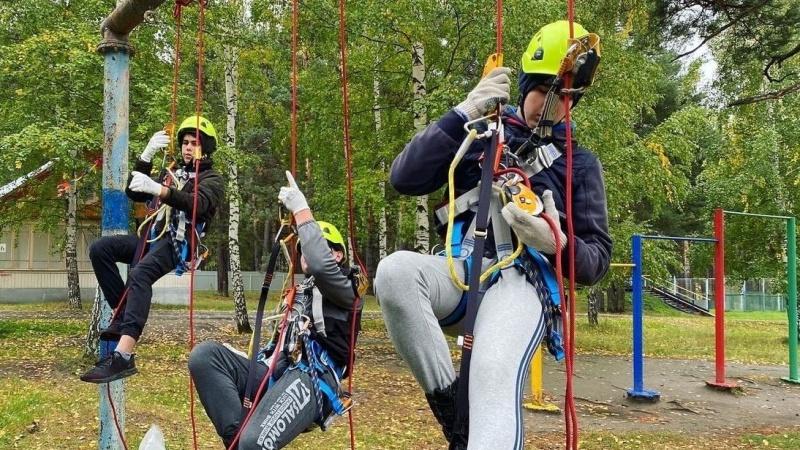 На Среднем Урале проходят областные соревнования «Школа безопасности»