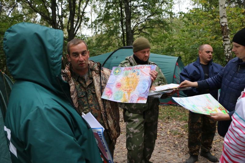 В Брянской области состоялся учебно-методический сбор педагогов, работающих по направлению «Школа безопасности»