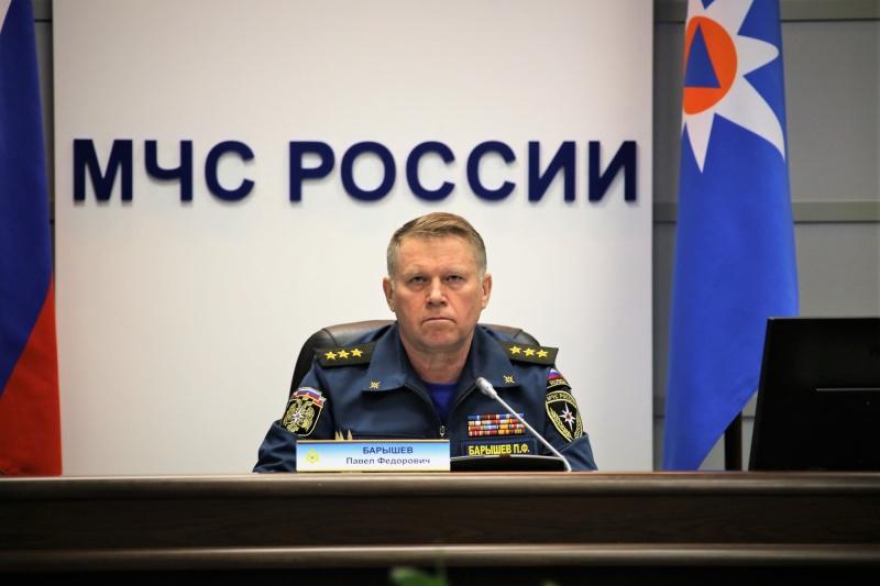 В МЧС России подведены итоги всероссийской тренировки по гражданской обороне
