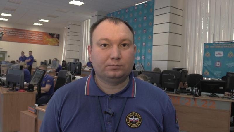 Характерные пожары  и  происшествия на территории Нижегородской области за выходные дни
