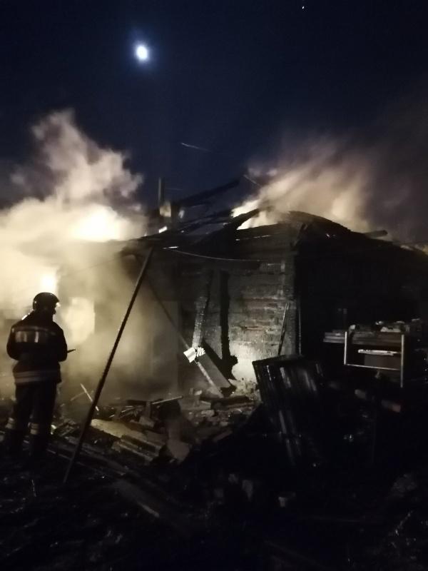 Резкий рост количества пожаров зарегистрирован в Иркутской области за прошедшие выходные дни