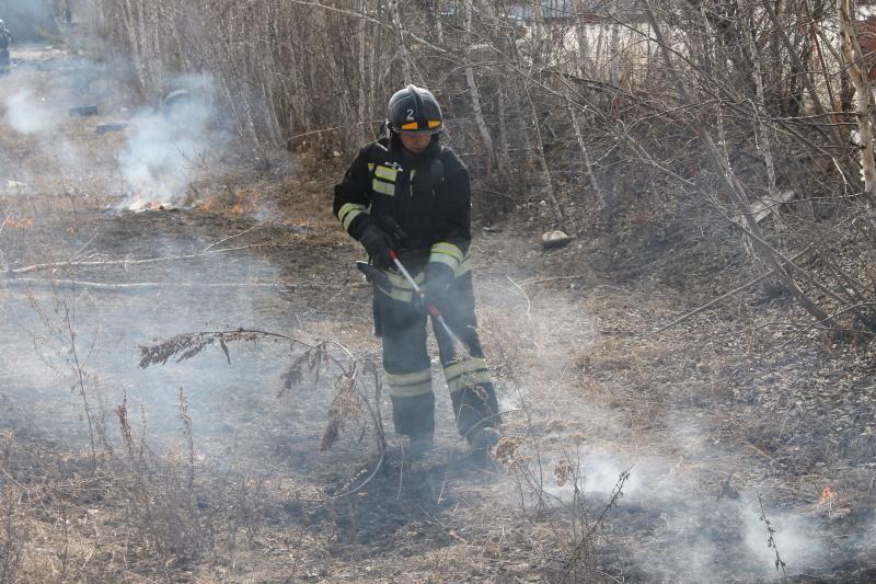 В Иркутской области продолжаются профилактические мероприятия по подготовке к пожароопасному сезону 2021 года