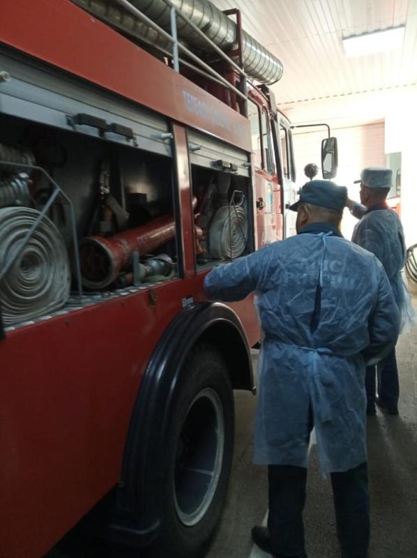Главное управление МЧС России по Республике Адыгея продолжает проведение ежедневных мероприятий по соблюдению правил личной гигиены и проведению противоэпидемиологических мероприятий