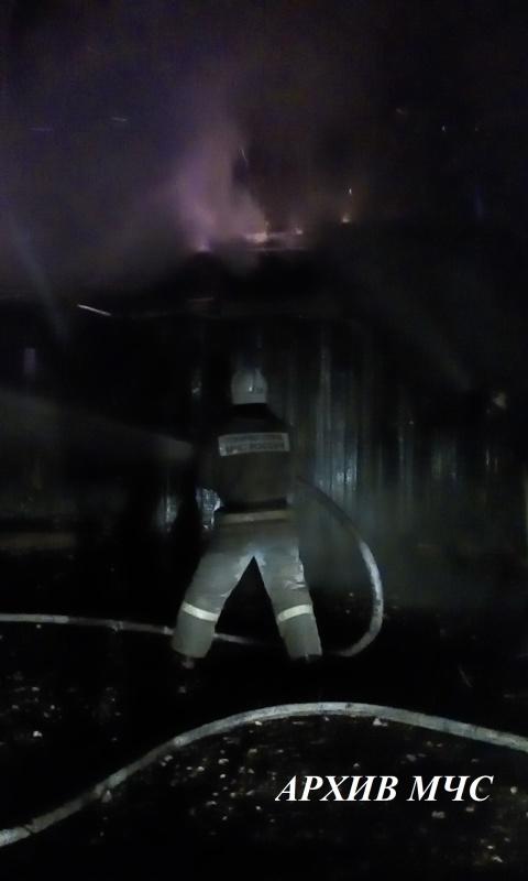 Пожар в Шарьинском районе, г. Шарья локализован
