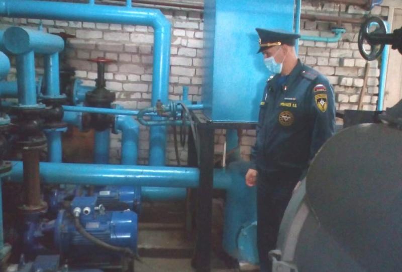 В Курганской области проходит профилактическая операция «Отопительный сезон»