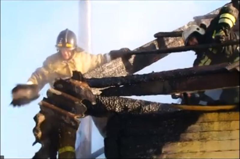 Неосторожное обращение с огнем стало причиной пожаров за сутки