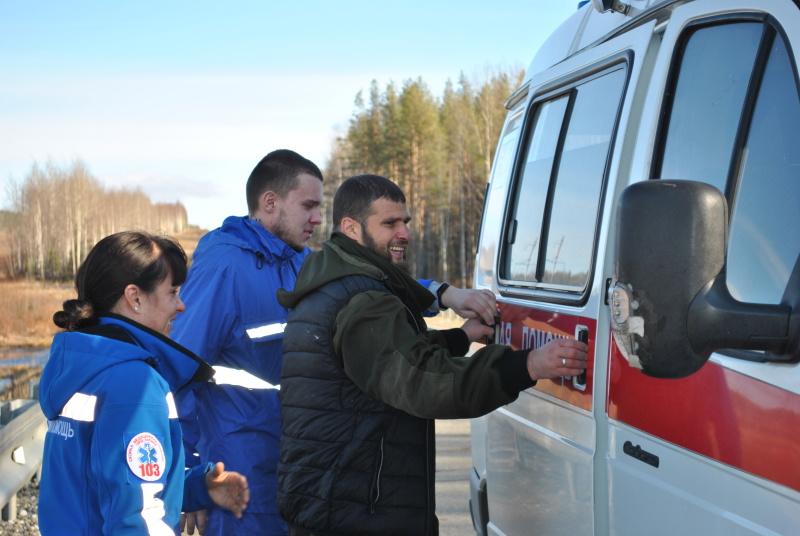 Спасатели обнаружили пропавшего на Конжаке туриста, ЖИВ (ФОТО)