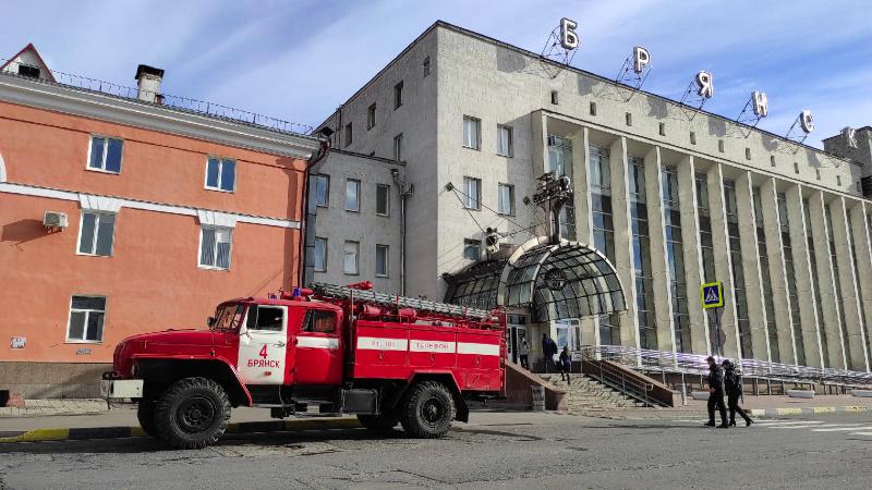 Комплексная дезинфекция проведена на железнодорожном вокзале Брянск-Орловский