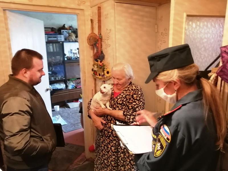 В Костроме подводят итоги осеннего месячника пожарной безопасности